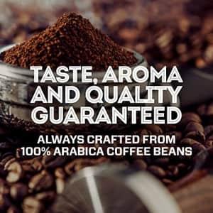 Eight O'Clock Coffee 100% Colombian Peaks & Arabica, Medium Roast, Whole Bean Coffee, Kosher for $23