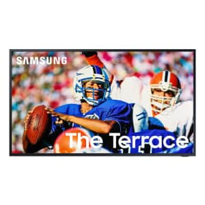 Samsung The Terrace QLED 4K Smart TVs: $500 off to $2,000 off