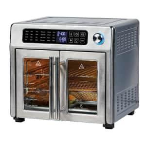 Emeril Lagasse 26-Quart 10-in-1 French Door Air Fryer 360 for $232