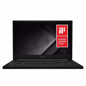 """MSI GS66 Stealth 10SE-442 15.6"""" 240Hz 3ms Ultra Thin and Light Gaming Laptop Intel Core i7-10875H for $1,725"""