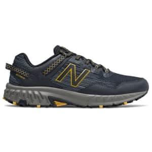 New Balance Men's 410v6 Trail Shoes for $45