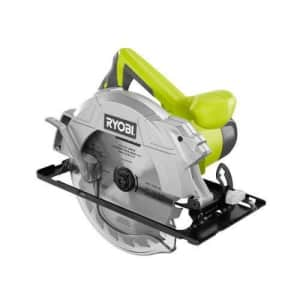 Ryobi ZRCSB135L 14 Amp 7-1/4 in. Circular Saw with Exactline Laser (Renewed) for $60