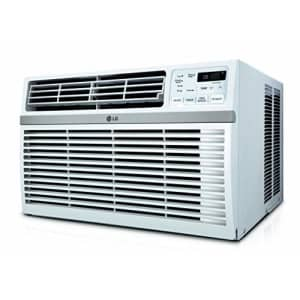 LG LW8016ER 8,000 BTU 115V Window-Mounted Remote Control Air Conditioner, White for $269