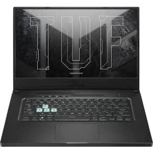 "Asus Tuf Dash 15 11th-Gen i7 15.6"" 144Hz Ultra Slim Gaming Laptop w/ RTX 3050 Ti 4GB GPU for $950"