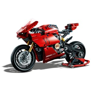 LEGO Technic Ducati Panigale V4 R Motorcycle for $56