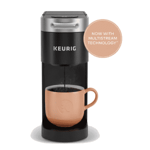 Keurig K-Slim Single Serve Coffee Maker and Starter Subscription: $50 + $12 off first subscription order