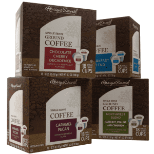 72pk or 80pk K-Cup Coffee or Cocoa for $24