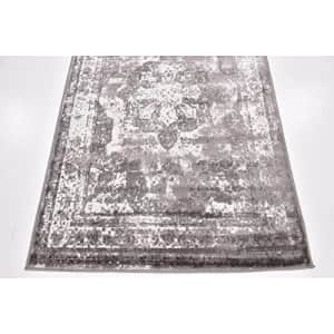 Unique Loom Sofia Collection Area Traditional Vintage Rug, French Inspired Perfect for All Home for $83