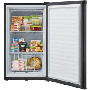Whynter 3.0 cu ft Stainless Steel Upright Freezer for $291