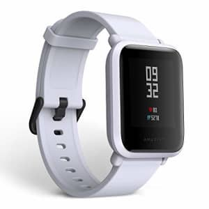 Amazfit BIP smartwatch by Huami with all-day heart rate & activity tracking, sleep monitoring, GPS, for $125