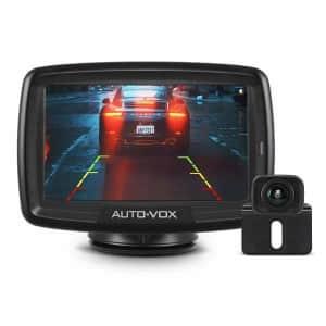 Auto-Vox Wireless Backup Camera System Kit for $120