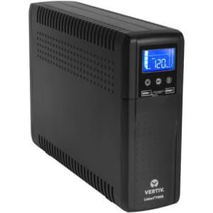 Vertiv Liebert 1,500VA 10-Outlet UPS for $120