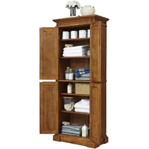"""Home Styles Americana 72"""" Solid Hardwood Pantry for $481"""
