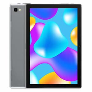 Android 10 Tablet: Blackview Tablet 10.1 inch 3GB+32GB, 6580mAh Battery, 13MP+5MP Dual Cameras, for $120
