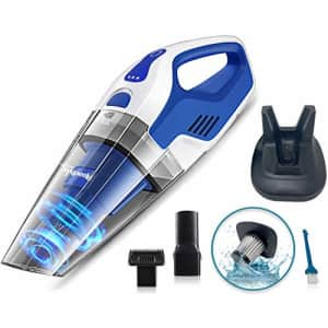 ReadiVac Storm Handheld Vacuum, Wet & Dry Hand Vacuum Cleaner, Powerful Cordless Hand Vac for Home for $70