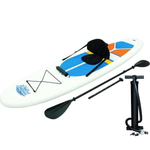 Bestway Hydro-Force 10ft. Inflatable Stand Up Paddle Board for $238