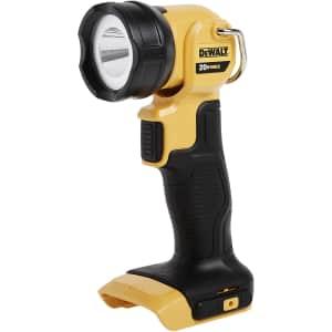 DeWalt 20V MAX LED Work Light Flashlight for $43