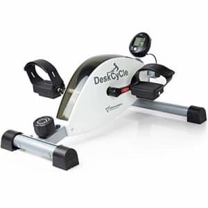 DeskCycle Under Desk Bike Pedal Exerciser - Desk Cycle Mini Exercise Peddler - Stationary Cycle & for $189