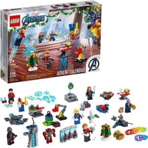 LEGO The Avengers Advent Calendar for $32 in cart