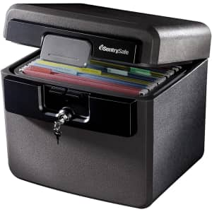 Sentry Safe Fire/Water File for $58