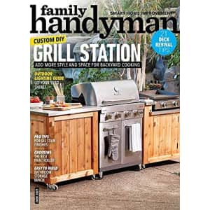 Family Handyman 1-Year Subscription: 8 issues for $5