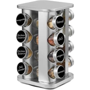 Defway Spice Rack Organizer for $14