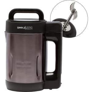 Simple Living Products 7-in-1 Soup Maker for $100
