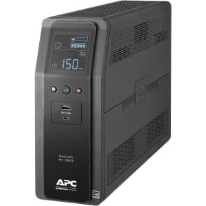 APC 1500VA Sine Wave UPS for $218