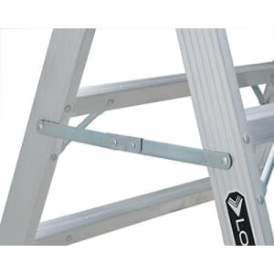 Louisville Ladder 4-Foot Aluminum Sawhorse, 300-Pound Capacity, L-2032-04 for $290