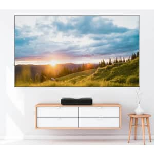 """Fengmi 100"""" Projector Screen for $400"""