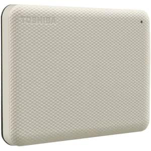 Toshiba Canvio Advance 1TB USB 3.0 Portable External Hard Drive for $49