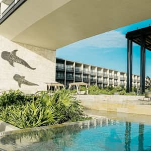 3-Night Ocean View Stay at 5-Star Riviera Maya Grand Hyatt at Travelzoo: for $549 for 2 w/ $100 Resort Credit