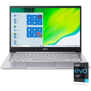 """Acer Swift 3 11th-Gen. i7 14"""" Laptop for $635"""
