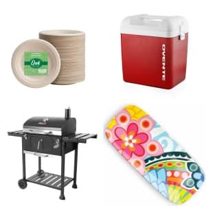 Wayfair Outdoor Cooking & Tableware Sale: Over 9,000 discounted items