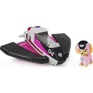 Paw Patrol Jet to The Rescue Skye Deluxe Vehicle for $15