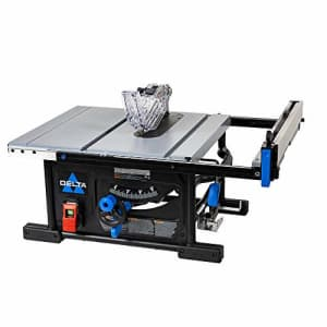 Delta Faucet Delta 36-6013 10 Inch Table Saw with 25 Inch Rip Capacity for $1,060