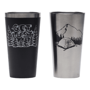 Columbia Vacuum Pint Cup 2-Pack for $16