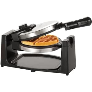Bella Rotating Non-Stick Belgian Waffle Maker for $40
