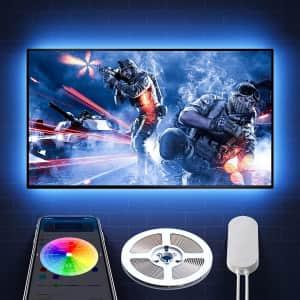 Govee 6.56-Foot TV LED Lights for $12