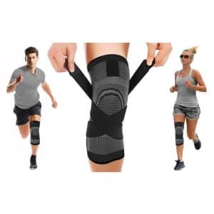 DCF Compression Knee Sleeve for $8