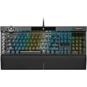 Corsair Gaming Keyboards at Amazon: Up to 35% off