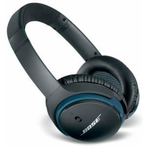 Bose SoundLink II Wireless Headphones for $101