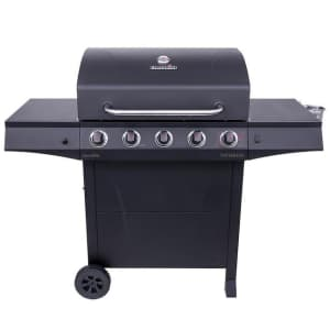 Char-Broil Performance 5-Burner Propane Gas Grill for $198