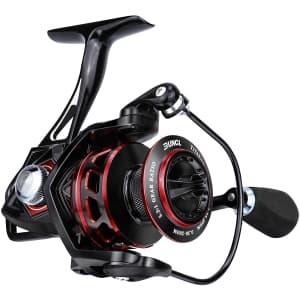 Runcl Titan II Spinning Fishing Reel from $30