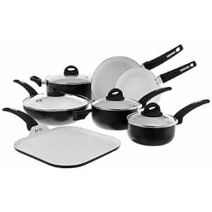 Oster Herstal cookware set, 1, Stainless Steel for $86