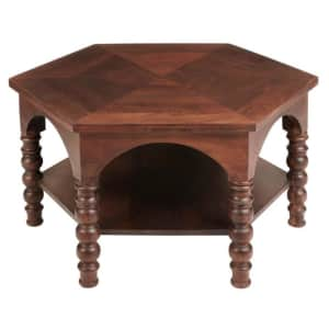 """Home Decorators Collection Castine 36"""" Solid Wood Coffee Table for $222"""