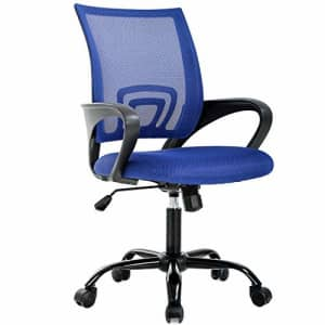BestOffice Ergonomic Office Chair Desk Chair Mesh Computer Chair Back Support Modern Executive Adjustable for $60