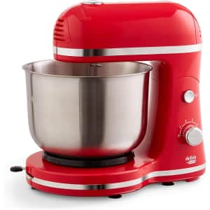Delish by Dash 3.5qt Compact Stand Mixer for $50 w/ Prime