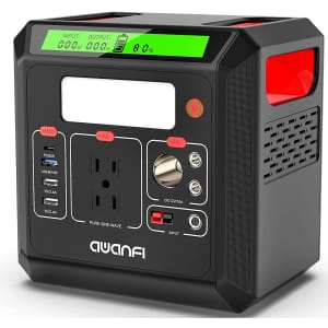 Awanfi 518.4Wh Portable Power Station for $249