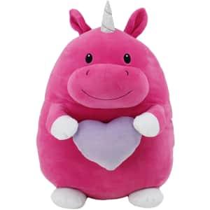 Animal Adventure Super Puffed Plush Unicorn for $10